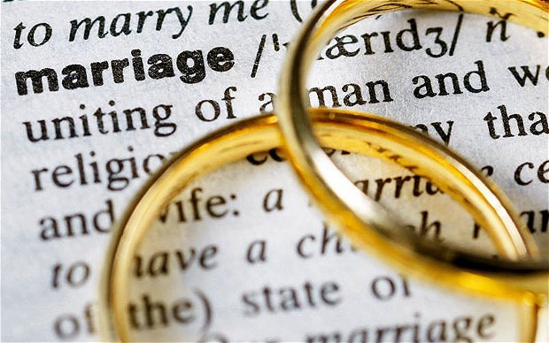 Wedding rings on definition