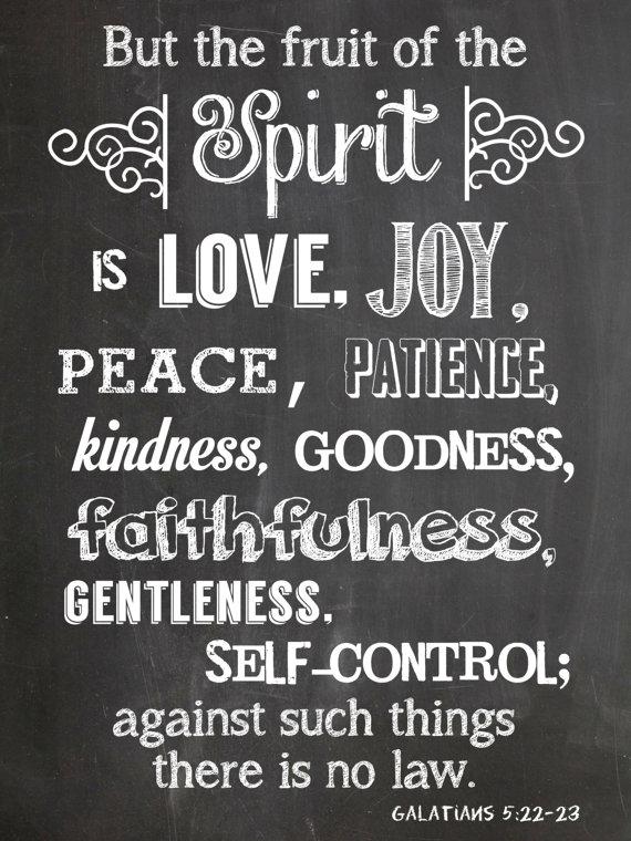 Fruit of Spirit 3