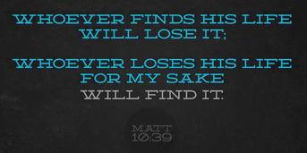 Matt 10.39 crop