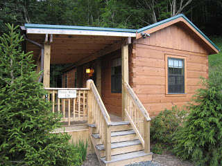 Cabin outside Roger