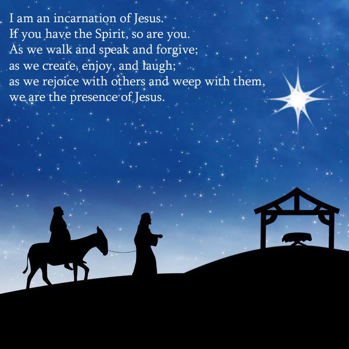 Nativity Dawn