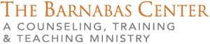 The Barnabas Center - A Counseling, Training, & Teaching Ministry